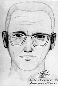 zodiac killer composite sketch